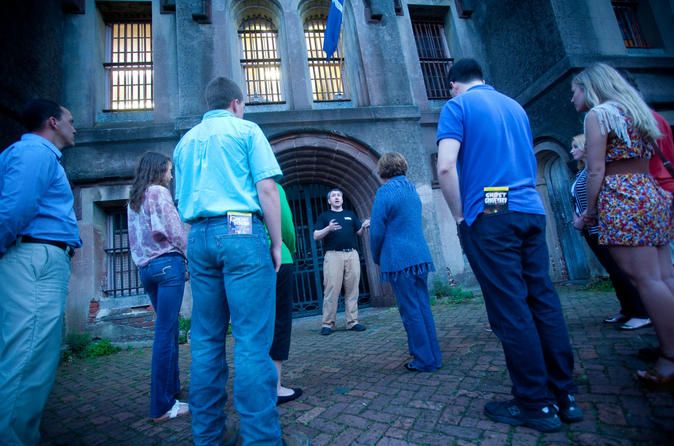 Haunted Jail Walking Tour in Charleston