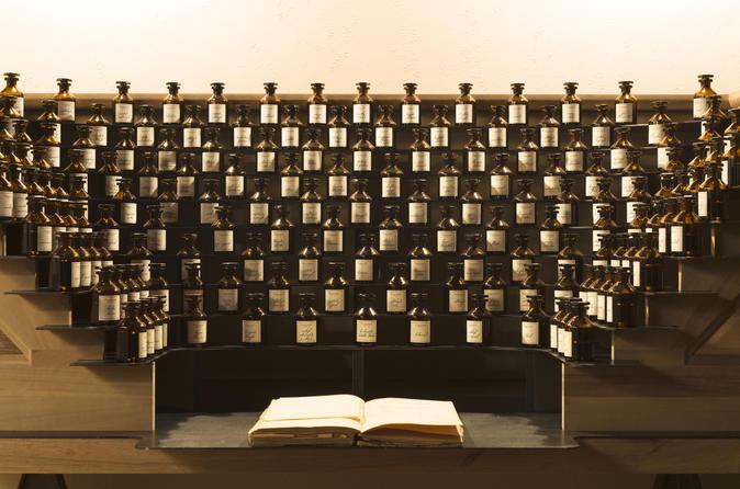 Guided Tour of the Fragonard Perfume Museum including a Perfume Souvenir