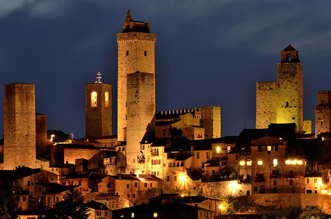 Private Tour Siena San Gimignano And Chianti Day Trip From Florence With P
