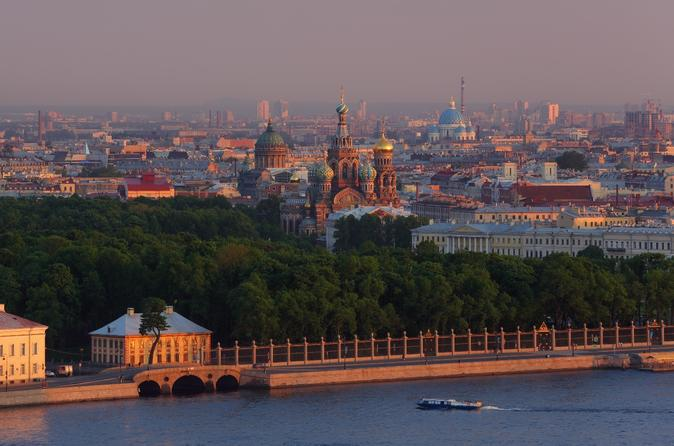 Small Group Visa Free Saint Petersburg 2 Day Must See shore excursion