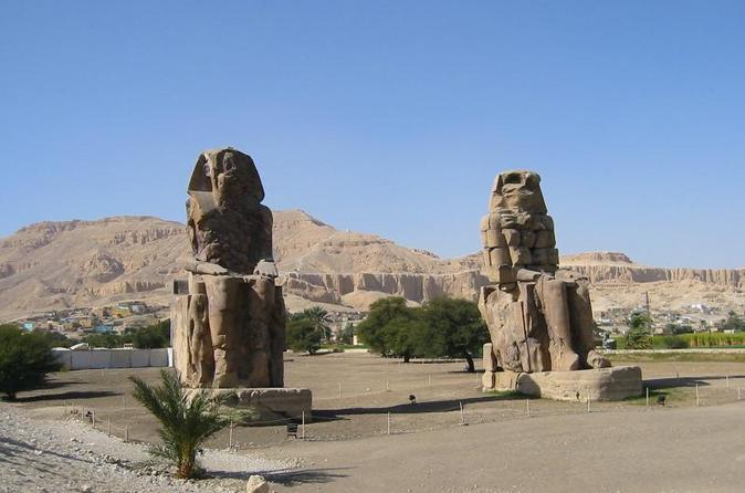 Tour of ancient thebes from port safaga to luxor in luxor 267416