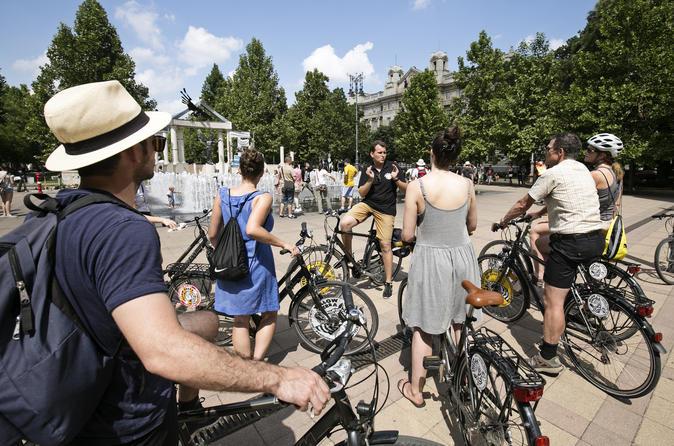 Budapest bike tour in budapest 399908