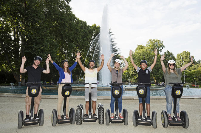 Budapest segway sightseeing tour in budapest 400324