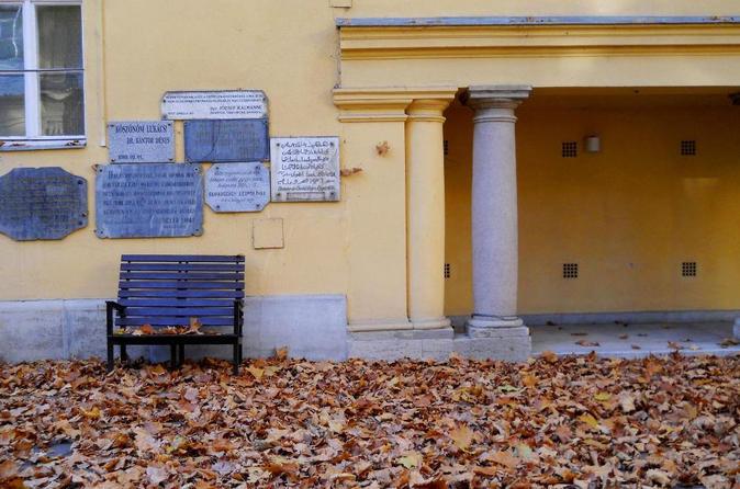 Hidden Budapest Walking Tour