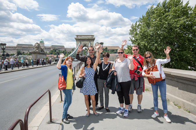 Private budapest walking tour with cafe stop in budapest 759757