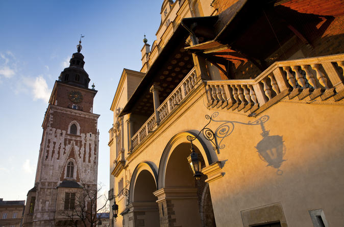 Private Tour: Jewish Krakow Walking Tour Including Podgórze and Kazimierz