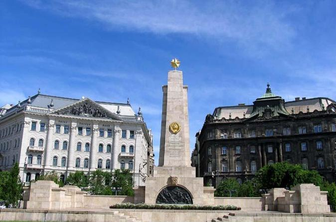 Private Tour of Budapest & Hungary History with Cafe Stop
