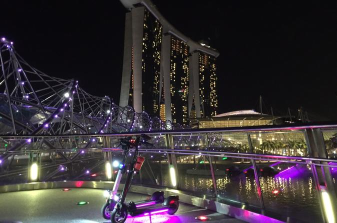 Electric Scooter Rental in Singapore