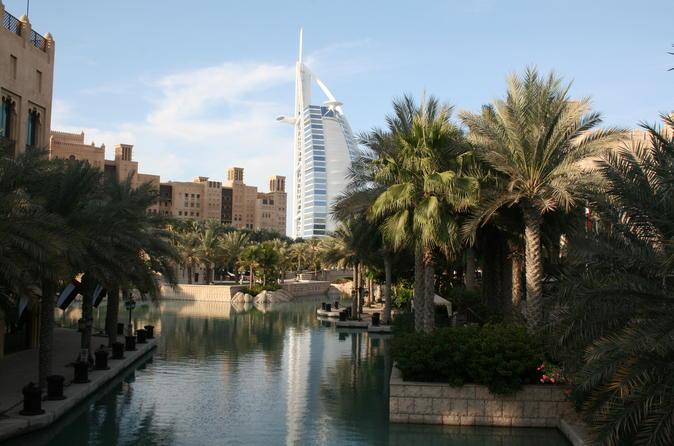 Magical Dubai with Burj Khalifa and Aquarium