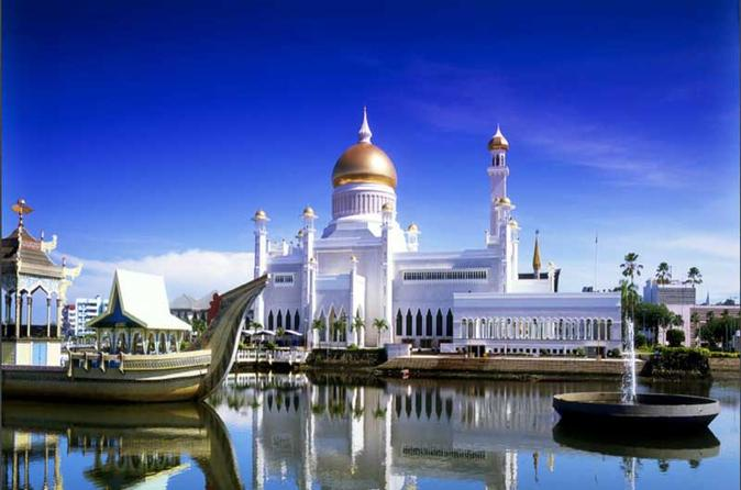 Full day city and water village tour with lunch in brunei in bandar seri begawan 301203