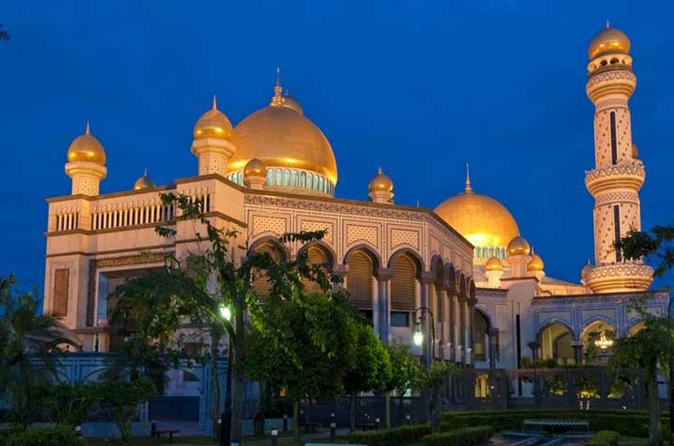 Night tour in brunei in bandar seri begawan 301752