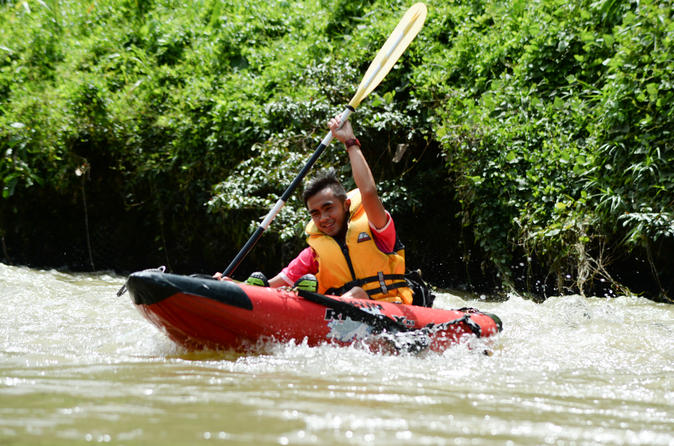 Temburong Adventure Full-Day Tour from Bandar Seri Begawan""