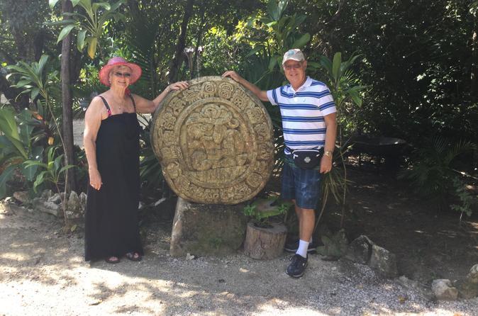 Mayan Ruins and Beach Time