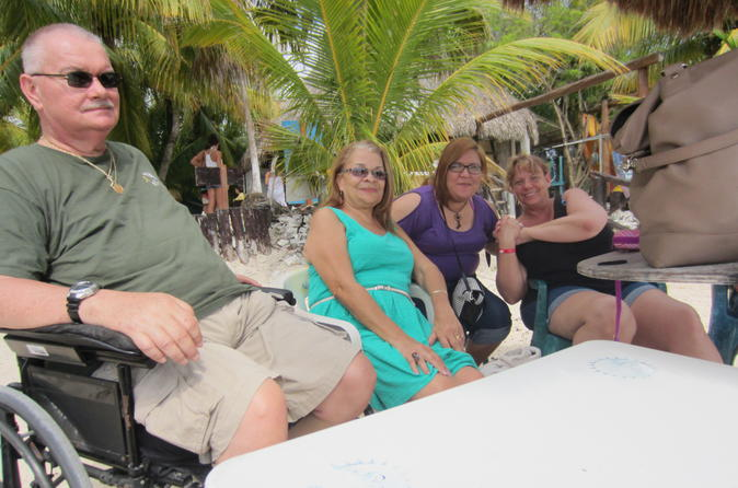 Wheelchair-Accessible Private Island Tour of Cozumel