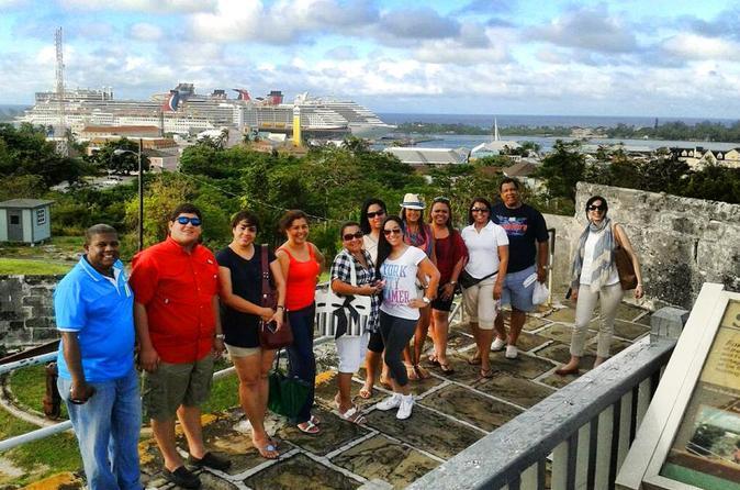 City tour de Nassau