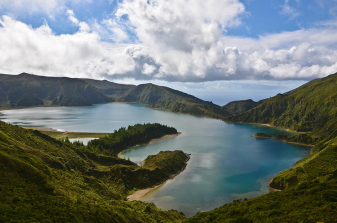 Private half day tour lagoa do fogo with liquor tasting in ponta delgada 273866