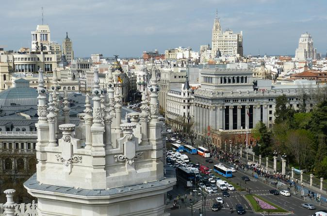 Private Group Walking Tour: Secrets of Madrid
