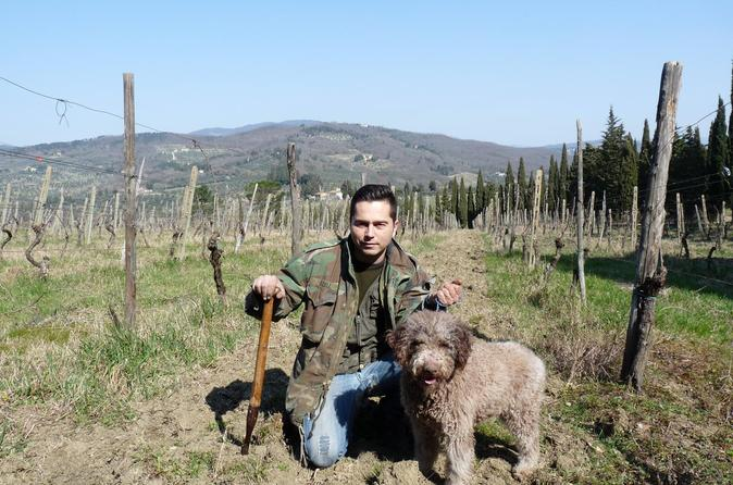 Truffle Picking with Lunch
