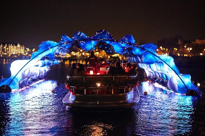Amsterdam Light Festival cruise OFFER