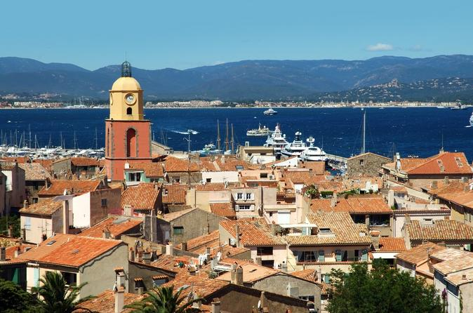 Private day trip the french riviera from nice by minivan in nice 123547