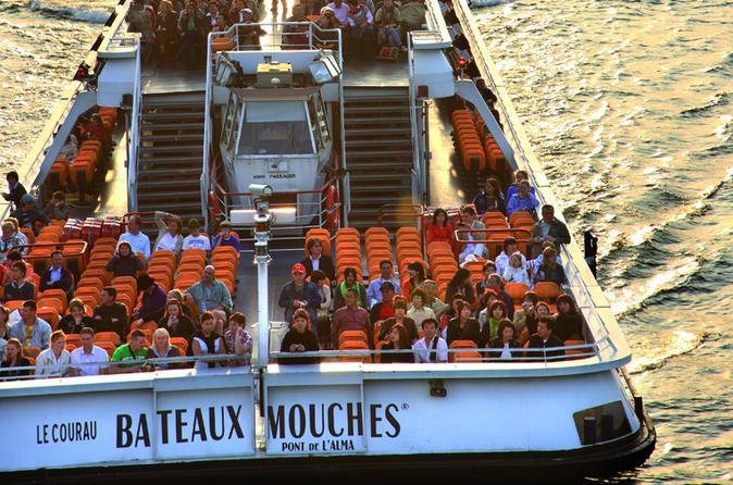 Bus'n'boat Paris Tour