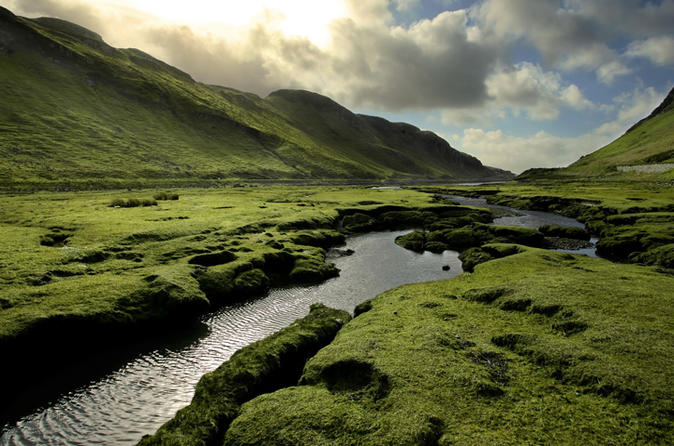 4-day Edinburgh And The Scottish Highlands Tour From Oxford