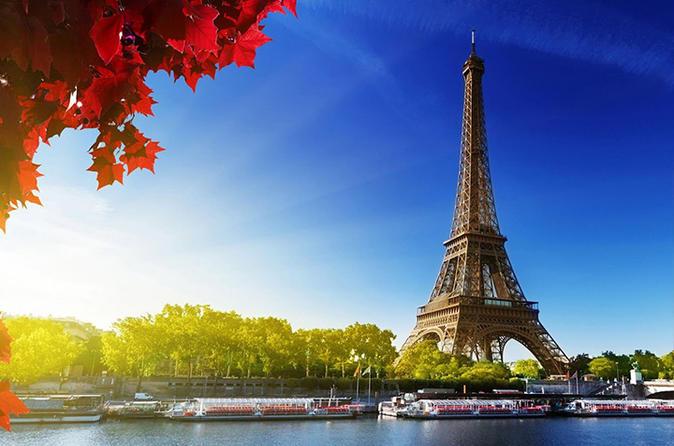 Eastbourne'dan Disneyland Paris ve Walt Disney Stüdyoları Parkı dahil olmak üzere 4 günlük Paris mola