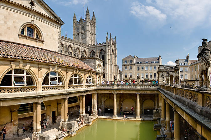 Full day bath and stonehenge tour from bournemouth in bath 274879