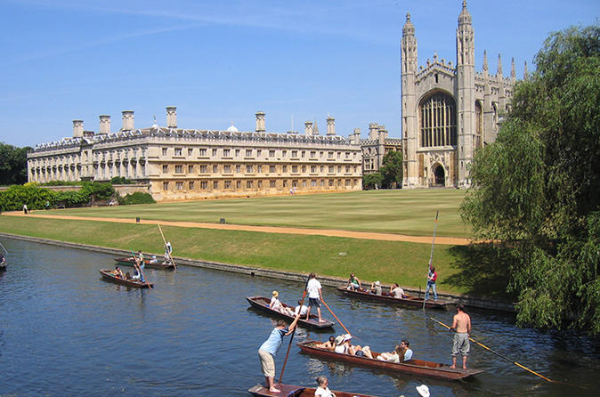 Full day cambridge tour from bournemouth 298691
