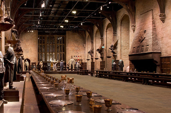 Warner bros studio tour london the making of harry potter from in bournemouth 278370