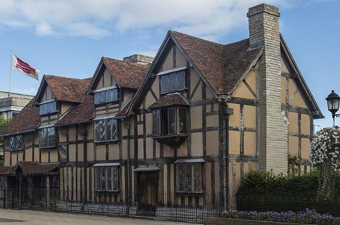 Warwick Castle And Stratford Upon Avon Day Tour From Oxford