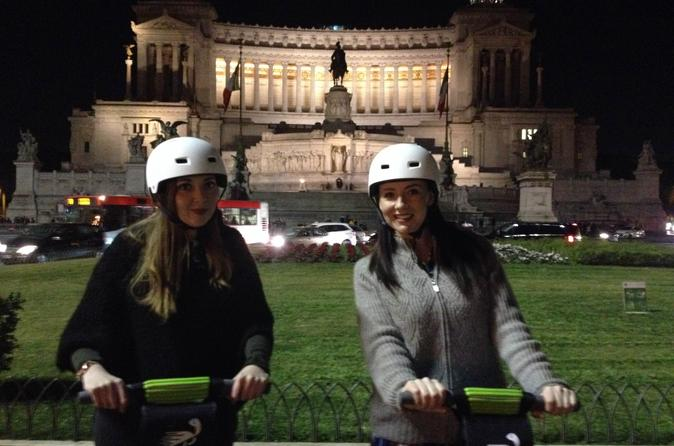 Evening Special - 2 hour segway Tour of Rome