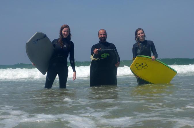 Lisbon Bodyboard Adventure