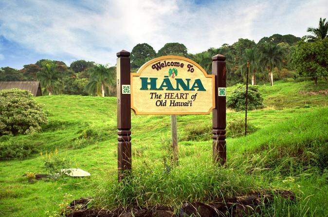 Excursão de um dia pela costa de Hana em Maui