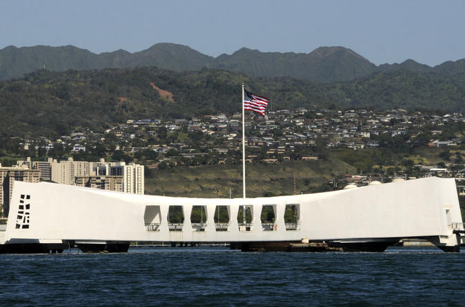 Oahu day trip pearl harbor honolulu and punchbowl from the big island in hawaii 169080