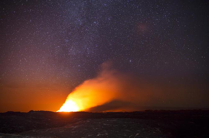 Viagem de um dia para a Ilha Grande: Parque Nacional dos Vulcões saindo de Oahu