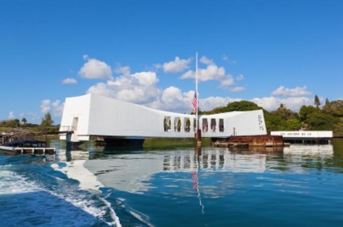 Viagem de um dia por Pearl Harbor, USS Arizona e Circle Island