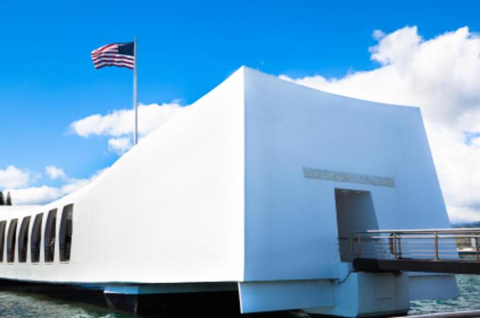 Viagem diurna de Oahu a Pearl Harbor, partindo de Maui