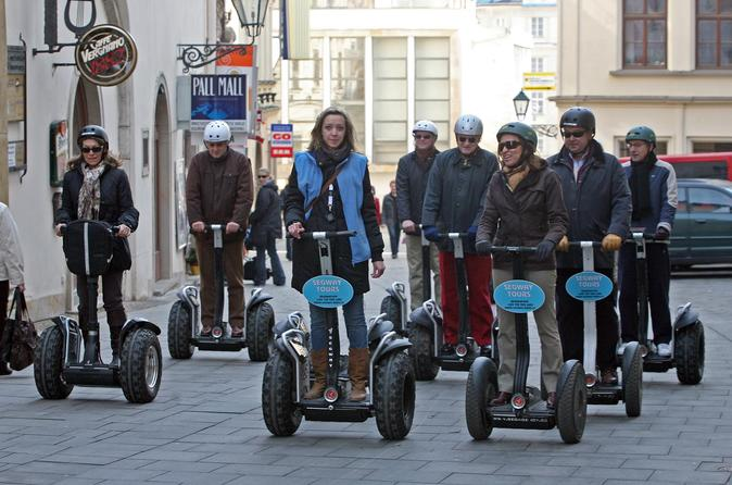 Small group segway tour in brno in brno 261435