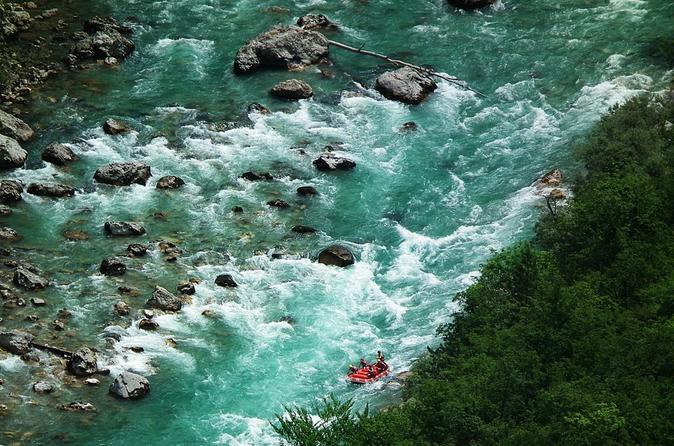 Tara river rafting full day trip from kotor in kotor 309731