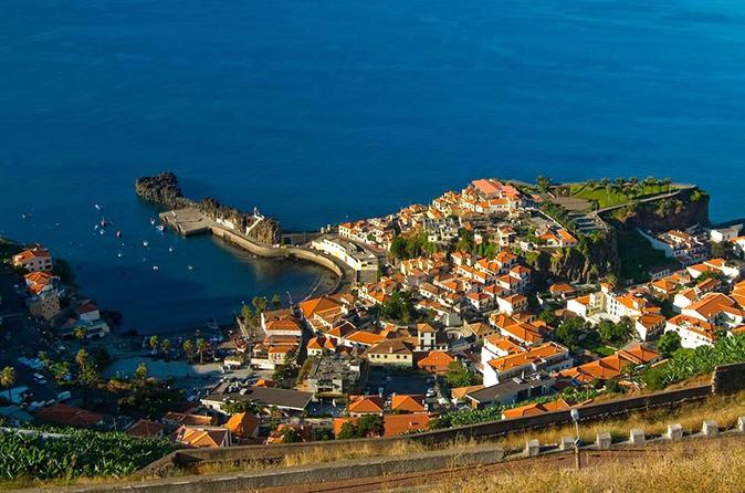 Excursão diurna O melhor do oeste em Madeira