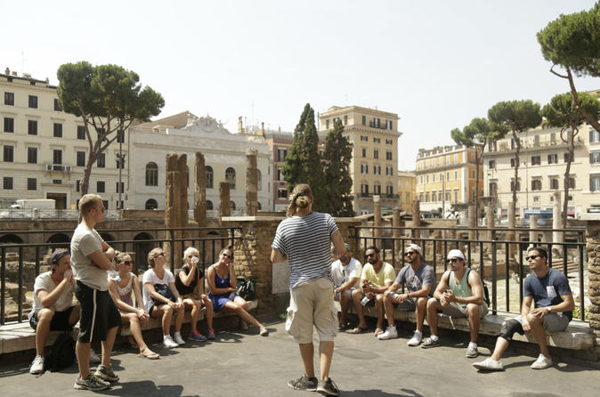 Rome All-Over Walking Tour