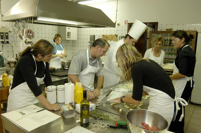 Cooking Atelier In Verona Wine Area
