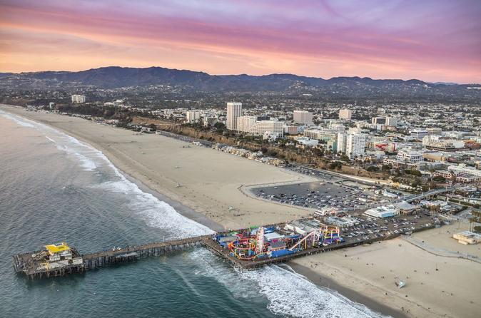 Private Half-Day Hollywood and Santa Monica Tour with Pickup