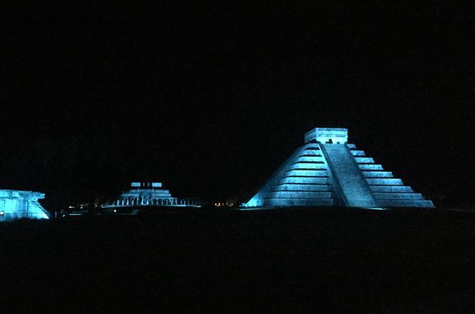 Chichen Itza Light & Sound Show 'The Kukulcán Night'