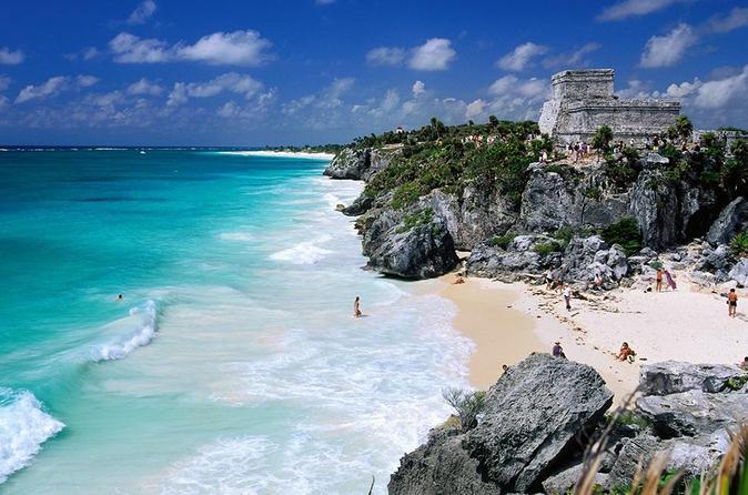 Tulum Discovery Tour from Riviera Maya