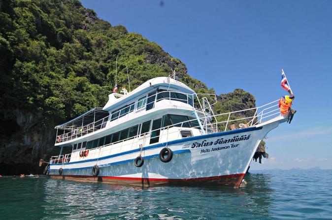 Inselhopping-Tour von Ko Lanta