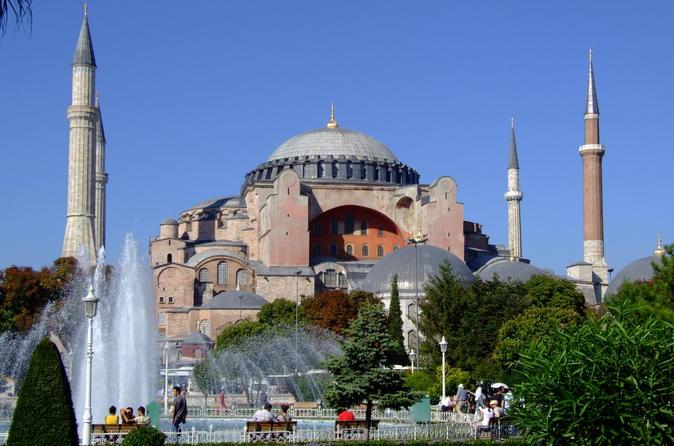 Destaques de Istambul: Excursão guiada particular de 1 ou 2 dias