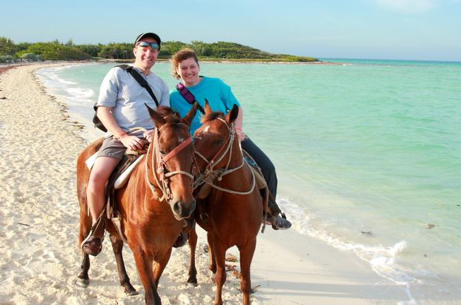 Horseback Riding in St Lucia to Cas en Bas Beach