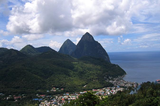 Magical Soufriere - A Tour of St Lucia